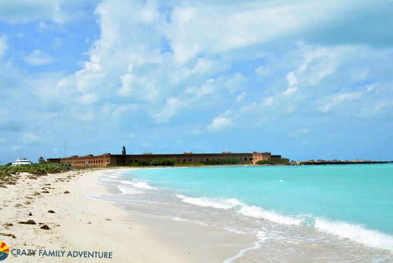 Dry Tortugas, Florida Keys - one of the best places to visit in Florida