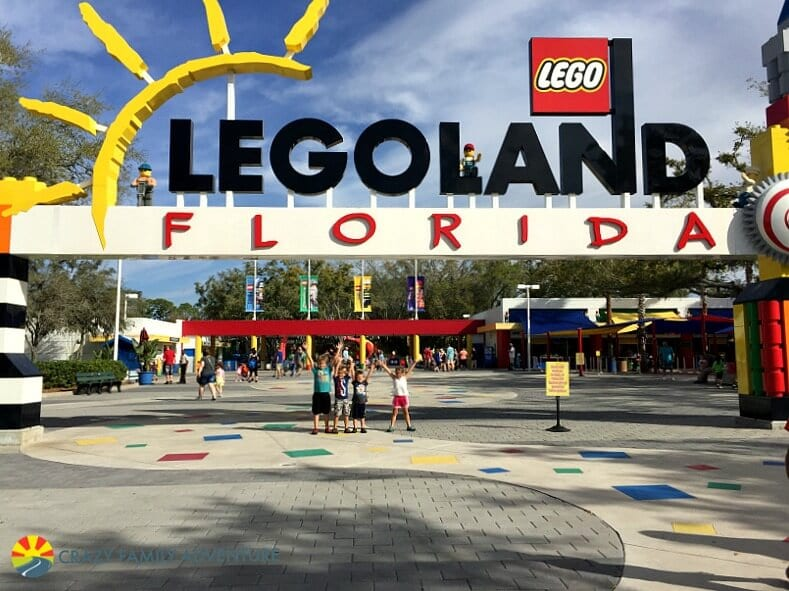 Legoland - one of the best places to visit in Florida