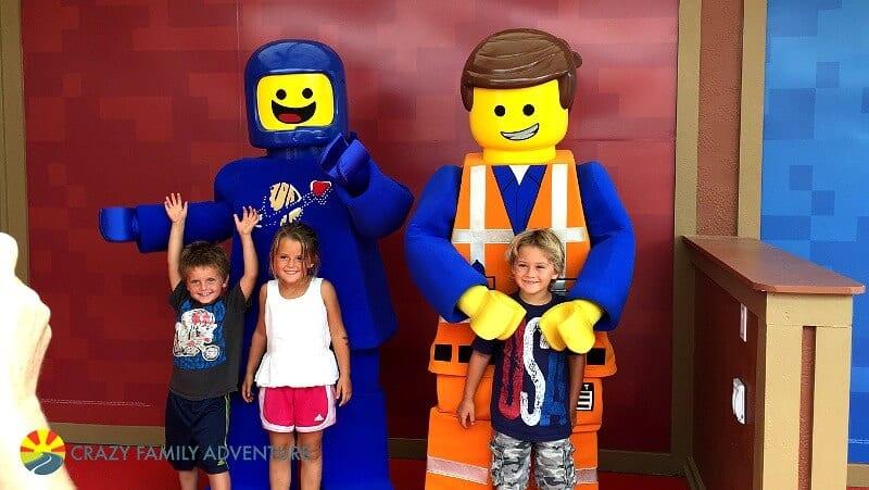 Legoland: l'un des meilleurs endroits à visiter en Floride