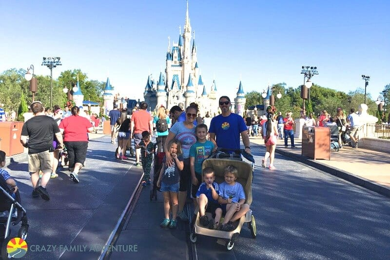 Magic Kingdom - one of the best places to visit in Florida