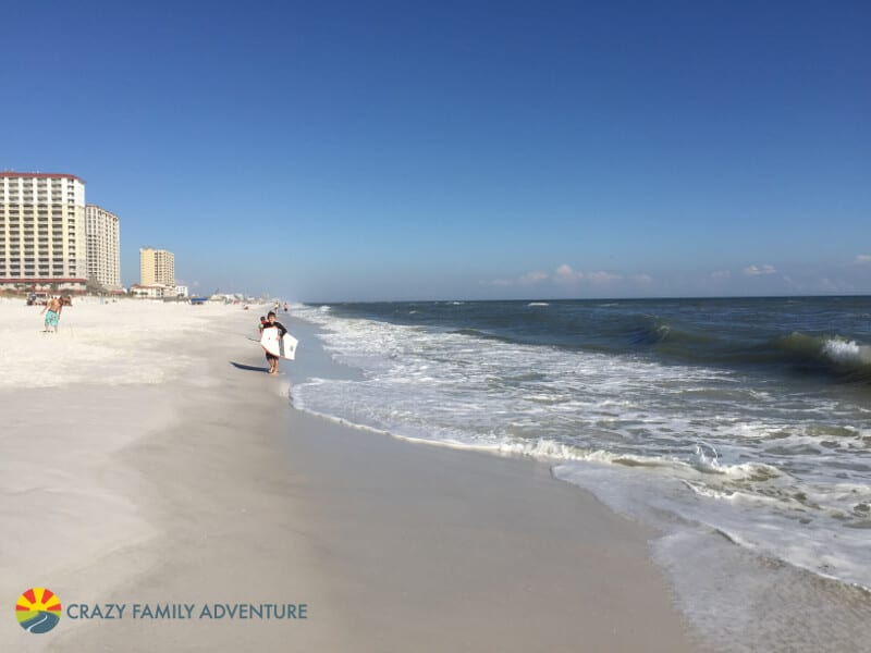 Pensacola Beach - one of the best places to visit in Florida