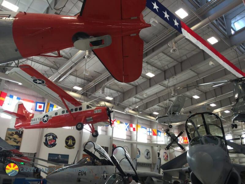Pensacola Naval Museum: l'un des meilleurs endroits à visiter en Floride