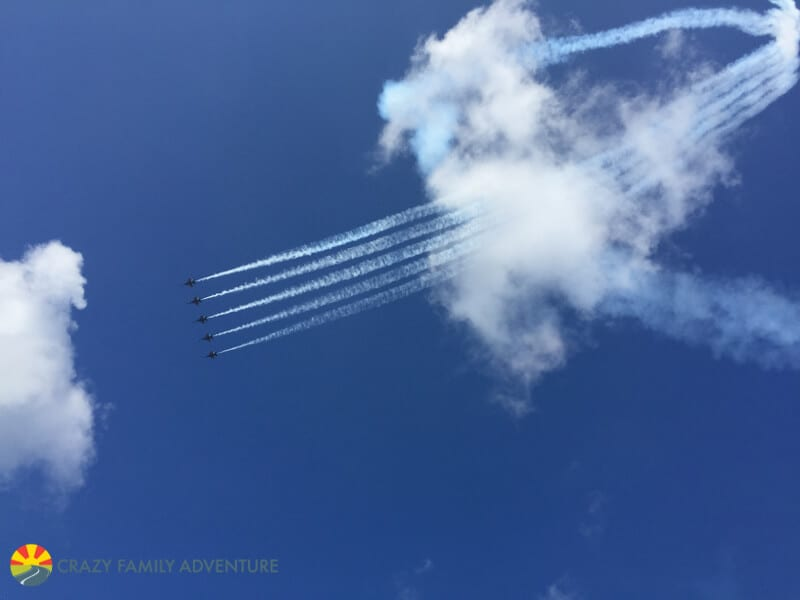 Pensacola Blue Angels: une des meilleures choses à voir dans le Florida Panhandle
