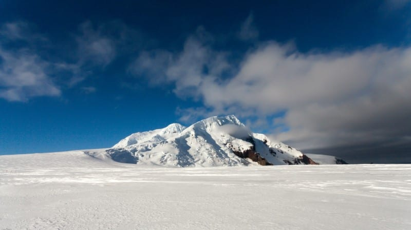 Peter I Island in Antarctica - Ross Sea Oceanwide Expeditions