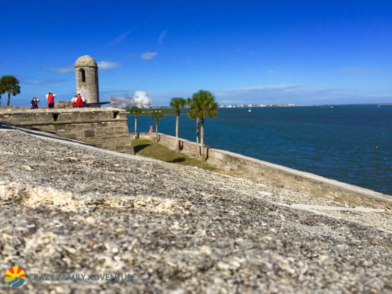 St Augustine Fort, Florida