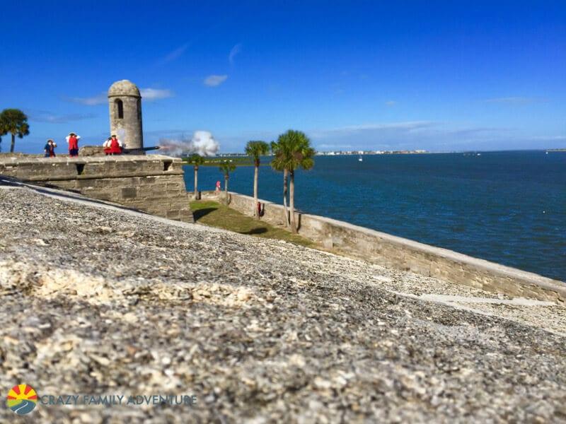 Fort Saint Augustin, Floride