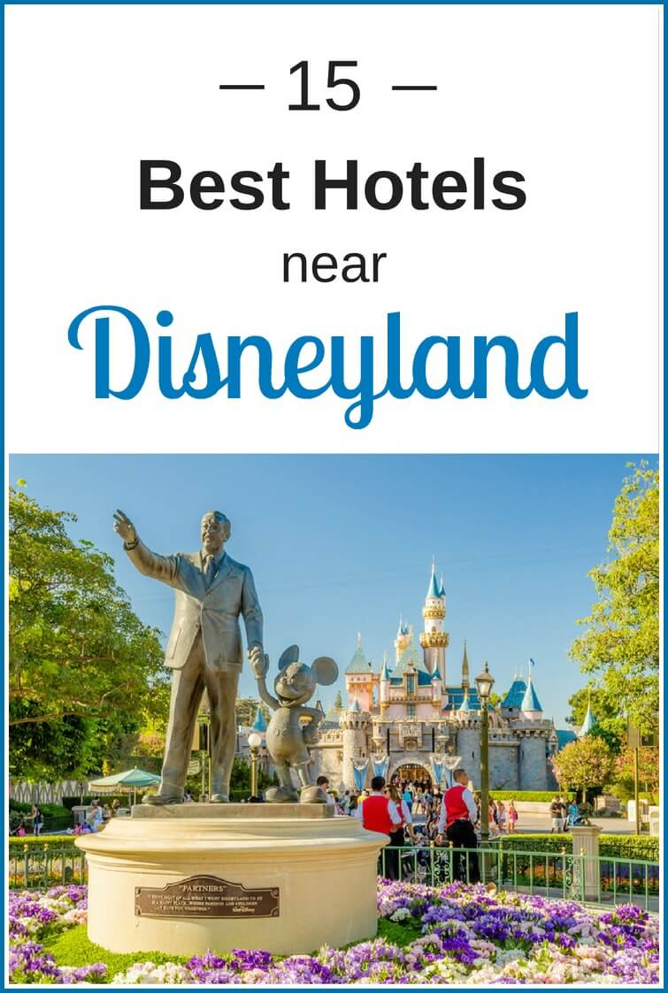 Planning a Disneyland vacation? Check out this list of the best hotels near Disneyland. 3 star, 4 star and Disney properties