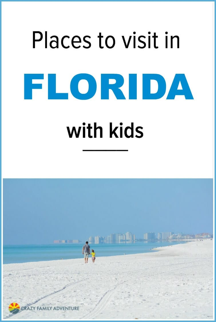 18 of the best places to visit in Florida with kids