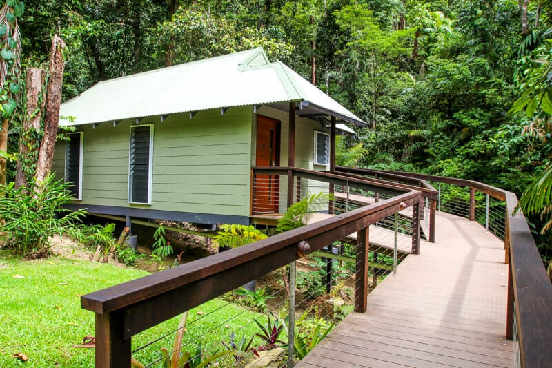 Daintree Eco Lodge & Spa - Daintree Rainforest, Queensland, Australia