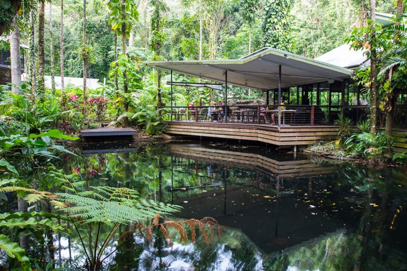 Daintree Eco Lodge & Spa - Daintree Rainforest, Queensland, Australia