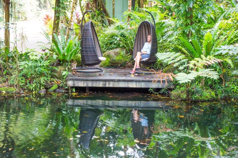 Daintree Eco Lodge & Spa in the Daintree Rainforest, Queensland, Australia