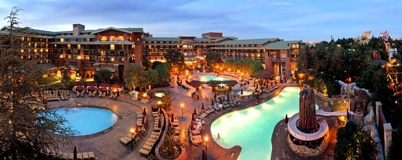 Disney Grand Californian Hotel & Spa - Anaheim, Califórnia