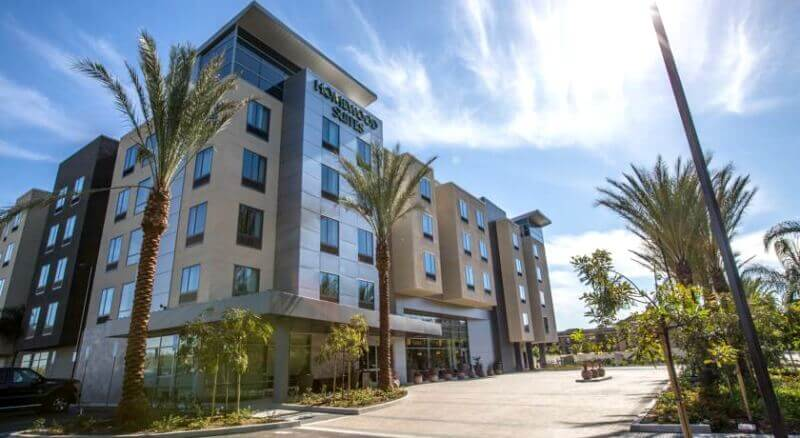 Homewood Suites by Hilton, Anaheim, California - one of the best 3 star hotels near Disneyland
