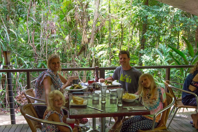 Whet Cafe & Bar - Daintree Rainforest, Queensland, Australia