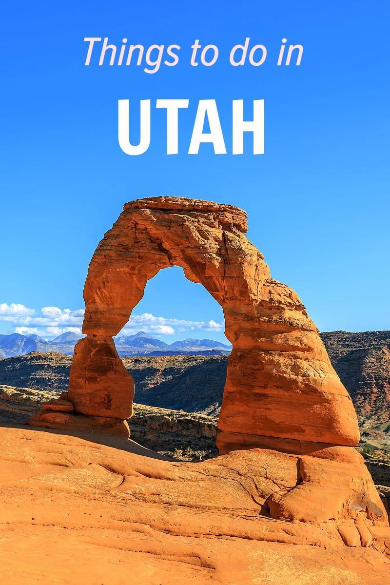 Best Things To Do In Utah Bucket List