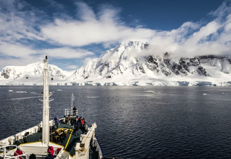 Take your dream trip to Antarctica on a Antarctic Expedition.