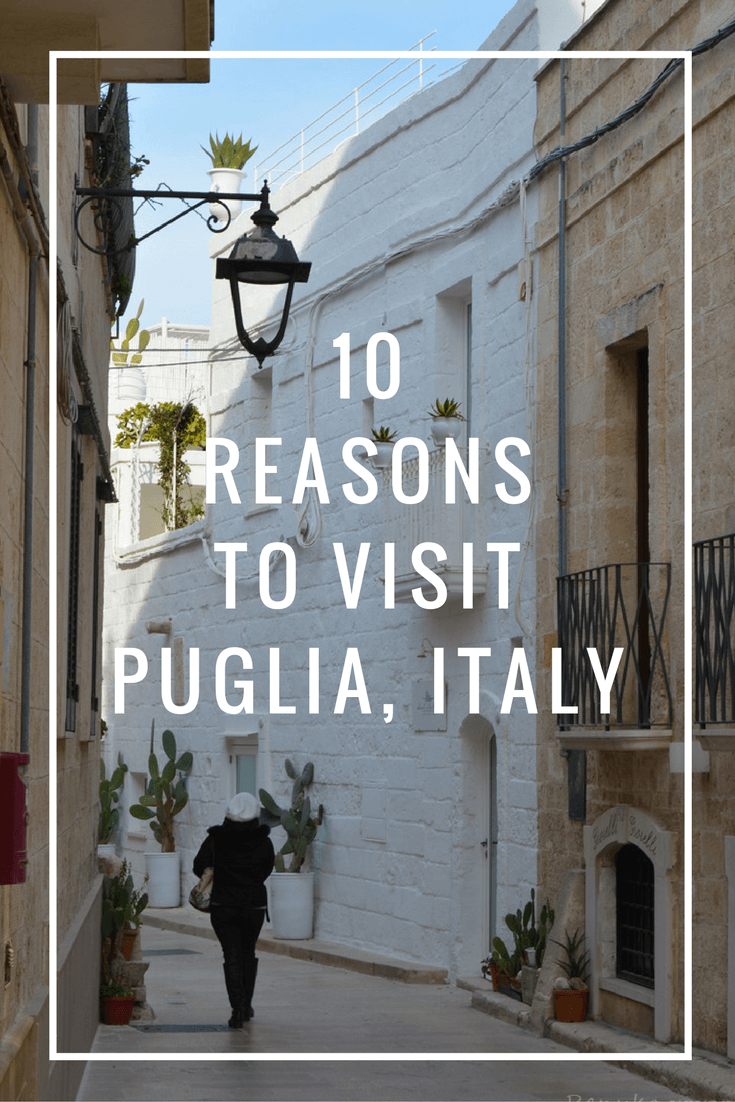 Worlds Biggest Car >> 10 Reasons to Visit Puglia in Southern Italy