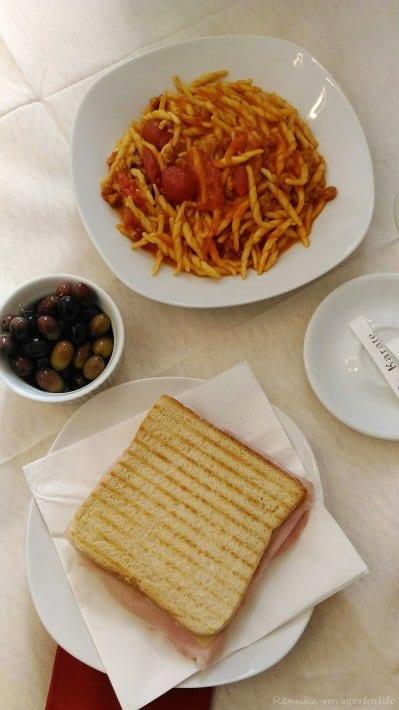 food Puglia Italy