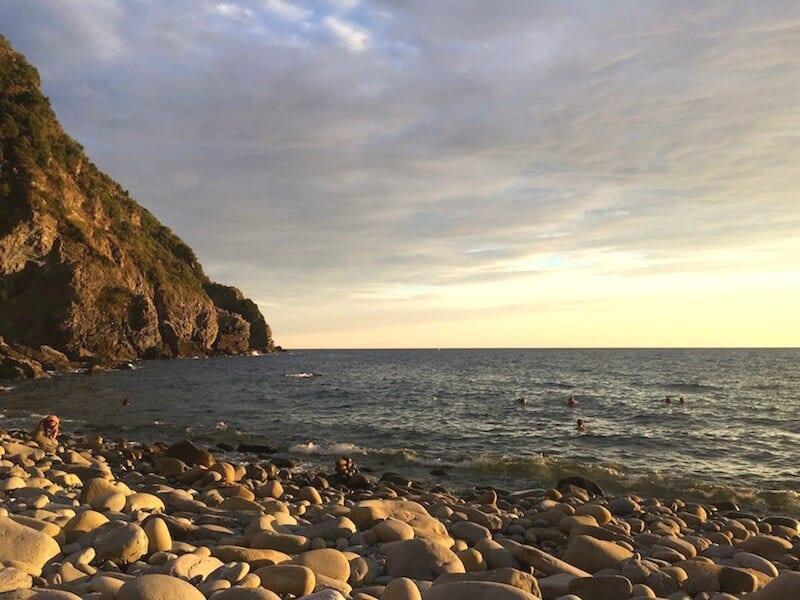 Riomaggiore Beach - things to do in Cinque Terre, Italy