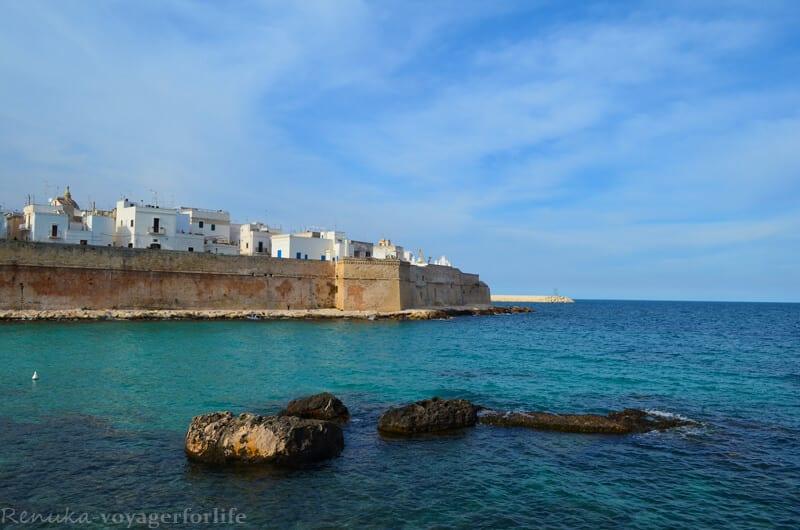 Seaside Puglia Italy