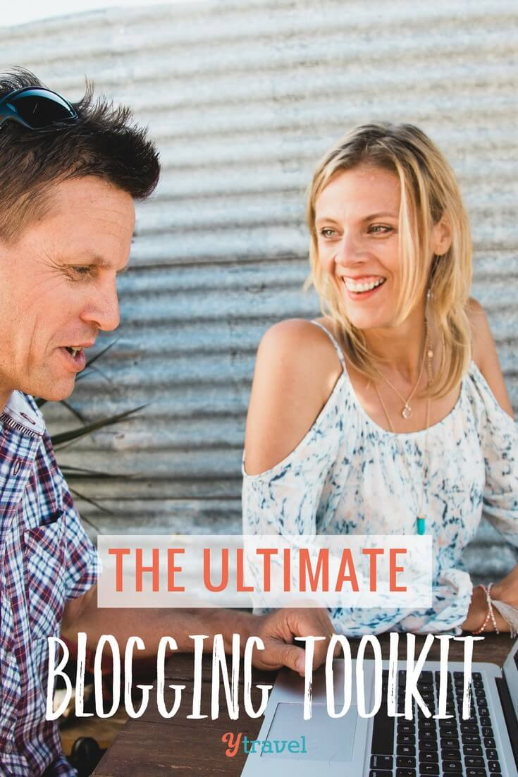 The ultimate blogging toolkit to help you learn How to start and grow a successful travel blog. It's the ultimate toolkit to teach you the right skills, help you avoid overwhelm and frustration. Click to read more. Limited time offer. Happy Pinning