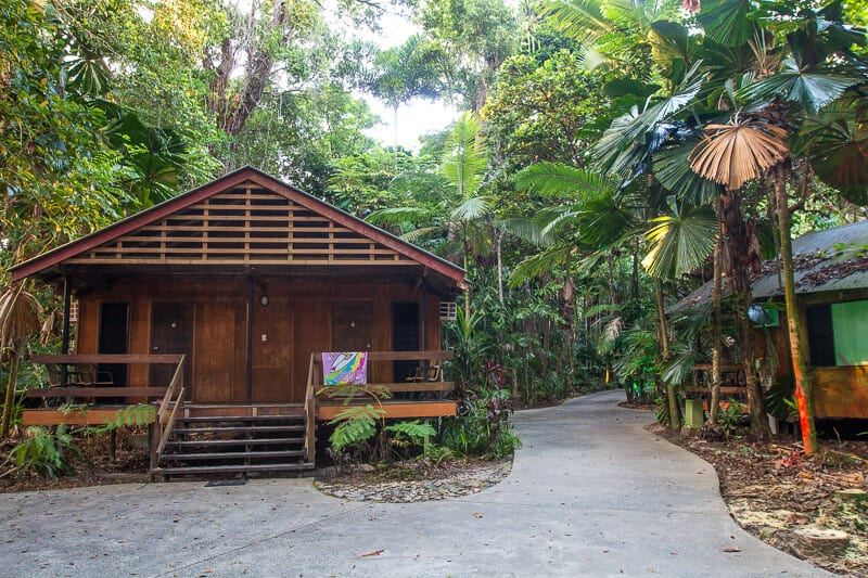 Cape Trib Beach House in the Daintree Rainforest of Australia