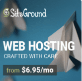 Web Hosting with Site Ground
