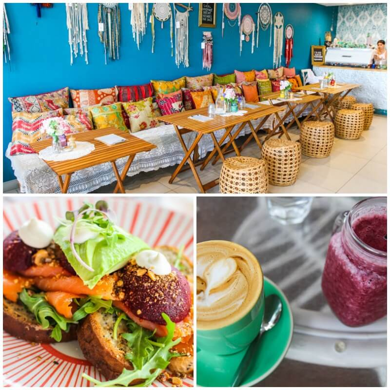 Betty's Bohemian Cafe in Port Douglas, Queensland