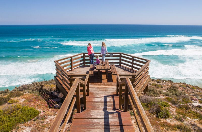 Lock Wells Beach is worth a stopover on your road trip with kids in South Australia. Click to read more tips on things to do on the Eyre Peninsula