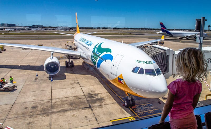 Tips for flying low cost airlines. It's a great way to reduce your travel costs. These tips will help you to prepare for and enjoy your low cost flight. We share our experience with Cebu Pacific Air