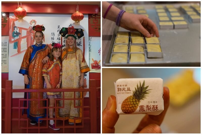 Pineapple cake museum Taiwan Looking for Taiwan Travel Tips? Here are the best things to do in Taiwan with kids