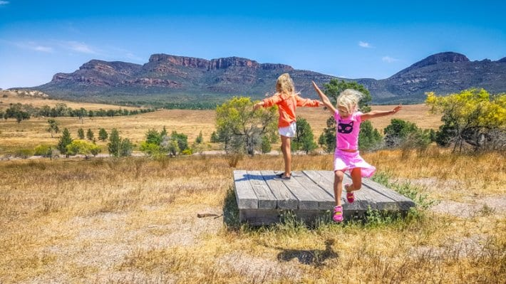 The Ikara Flinders Ranges National Park is one of the best places to visit in Australia. Rawnsley Lookout has great views. Click to read more about this beautiful region to visit in South Australia.