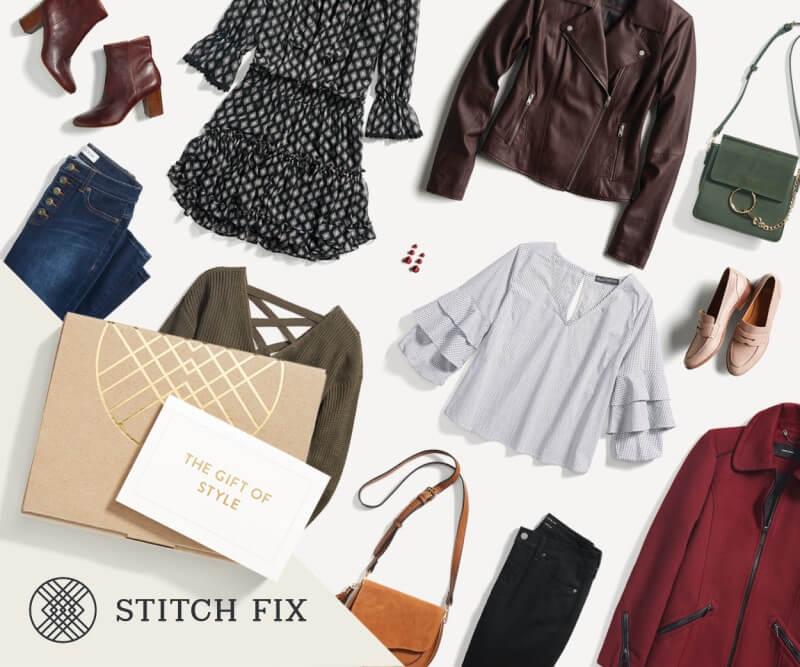 Stitch Fix personal stylist for travel