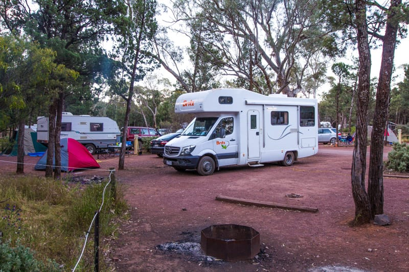 Wilpena Pound Resort is a great place to stay when you visit the Ikara Flinders Ranges National Park. They have campsites, safari tents and motel rooms
