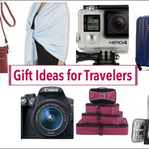 List of the best travel gifts for travelers