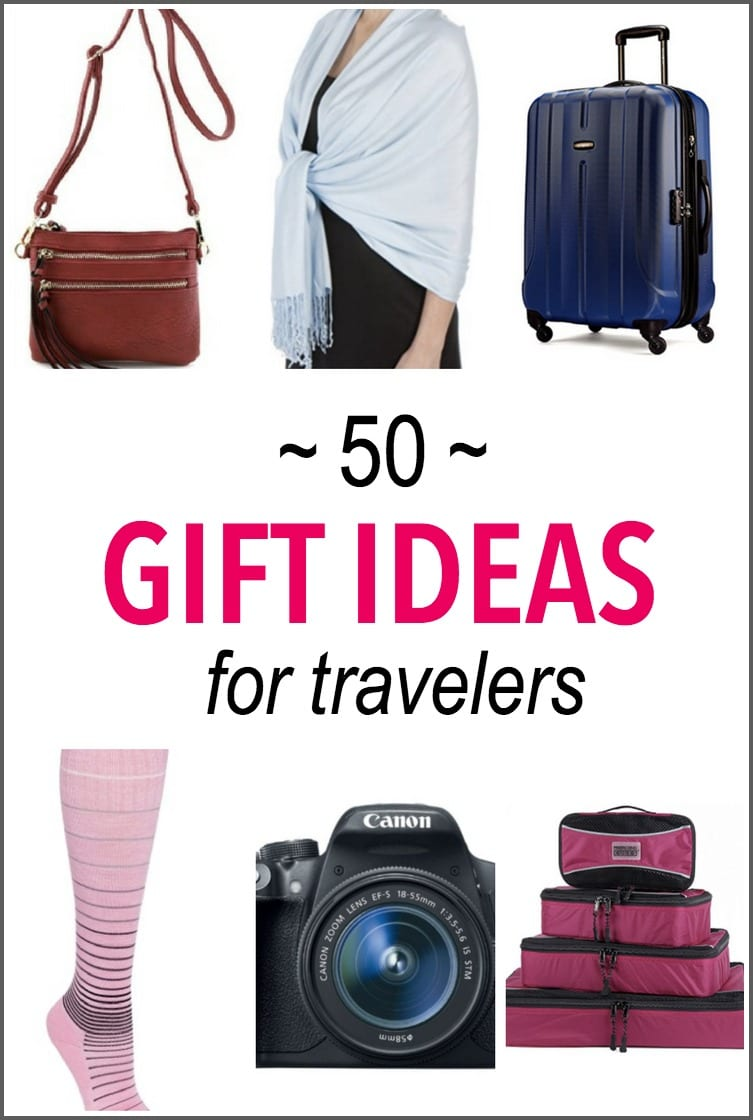 Best Gifts For Women Part - 26: Looking For Gift Ideas For Travelers? This List Of The Best Travel Gifts  Includes Gifts