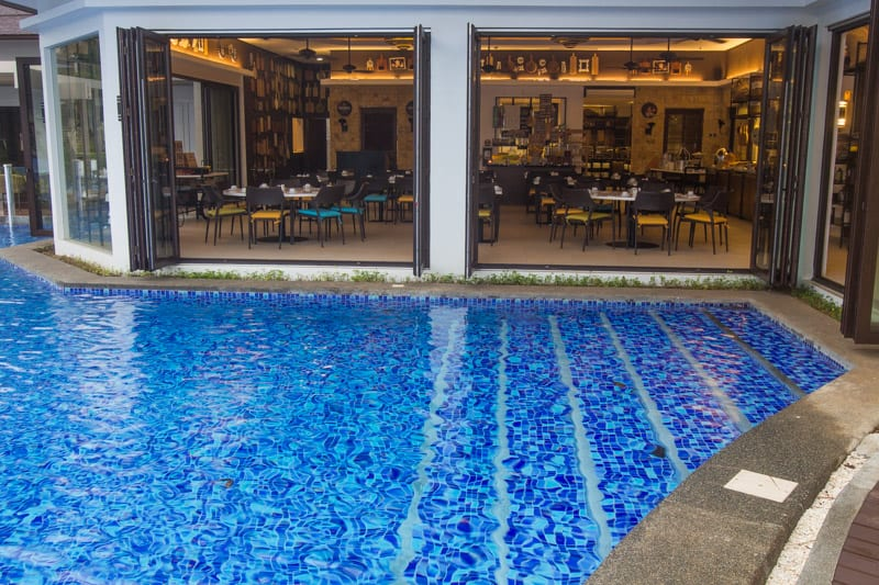 Movenpick Resort on Boracay Island in the Philippines