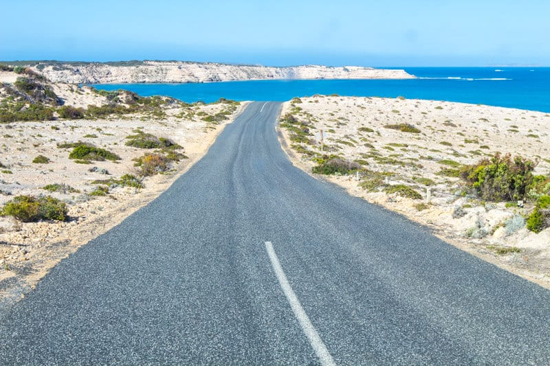 Coffin Bay National Park near Port Lincoln and is a must have experience on your road trip with kids in South Australia. Click to read more tips on things to do on the Eyre Peninsula