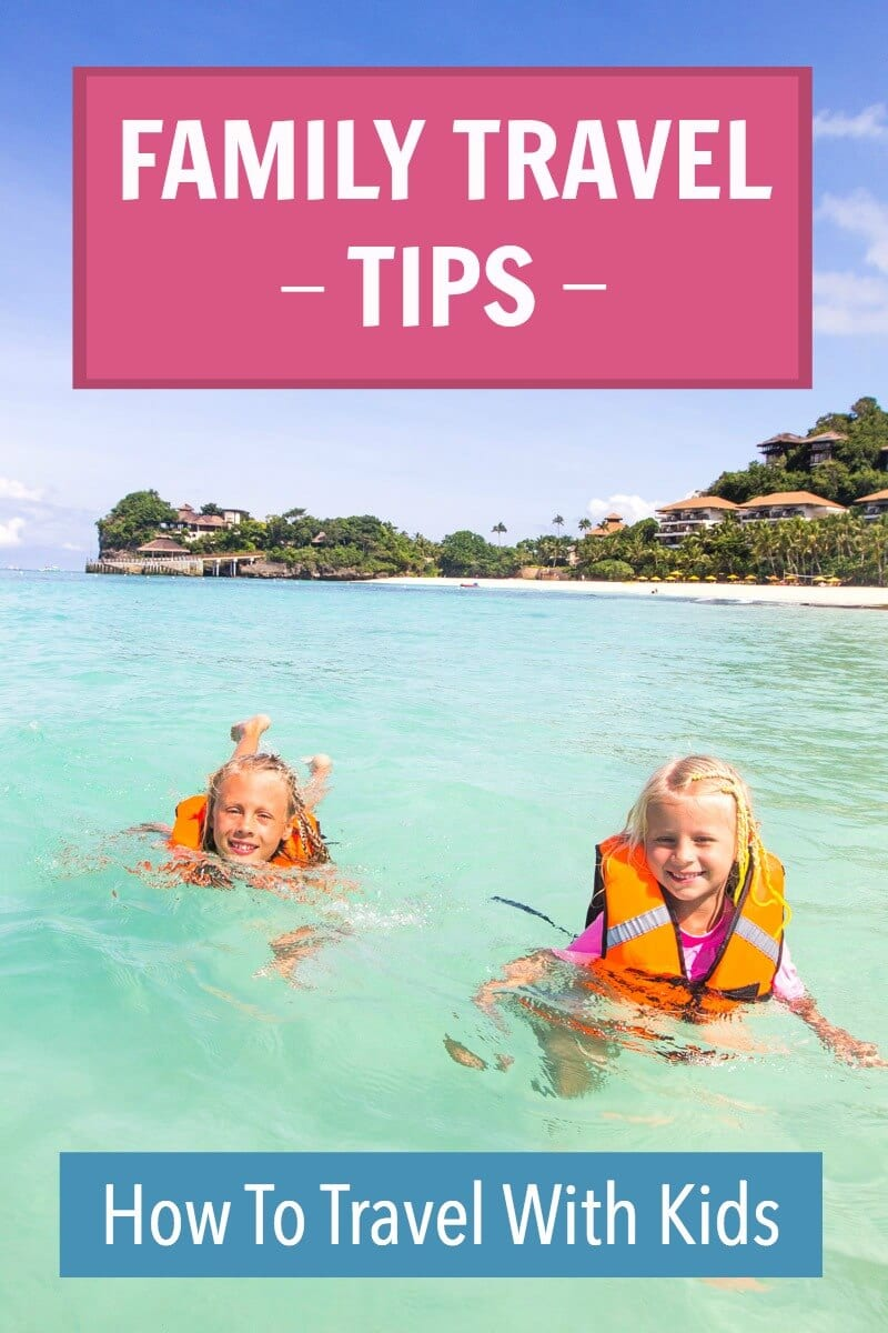 Best of family travel - tips on how to travel with kids including flights, road trips, hiking, accommodation, eating out and much more!