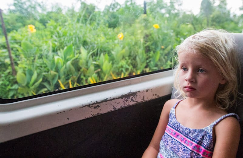 A free shuttle into White Beach is one of the reasons we loved staying atthe Movenpick Resort Boracay Island in the Philippines. You can read more about this family friendly resort in our blog