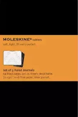 Moleskin Travel Journal - one of the best gifts for travelers