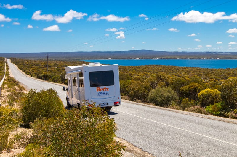 The Lincoln National Park is one of the best national parks in Australia. Port Lincoln is a must stop on your road trip with kids in South Australia. Click to read more tips on things to do on the Eyre Peninsula