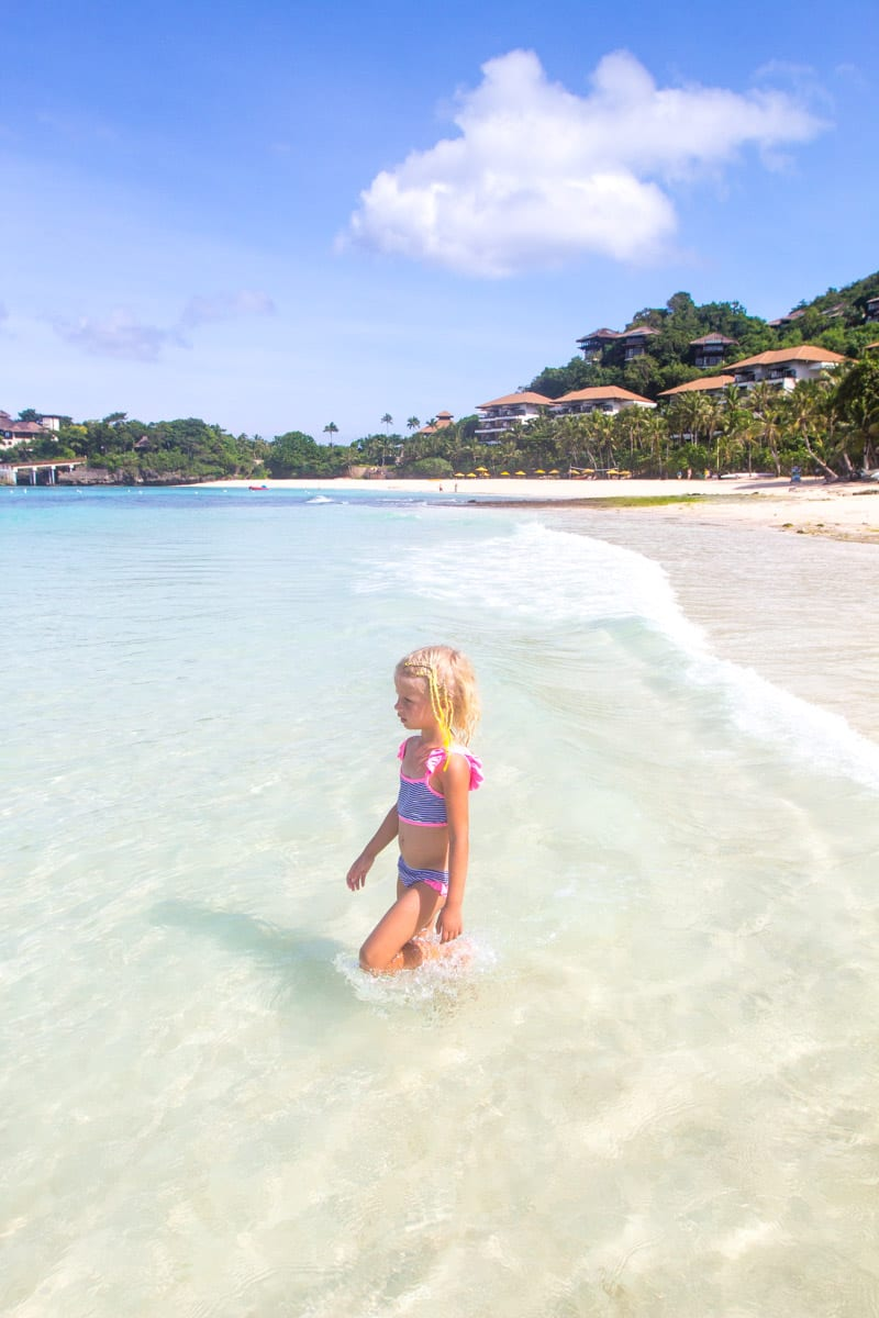 Punta Bunga Beach, Boracay Island, Philippines