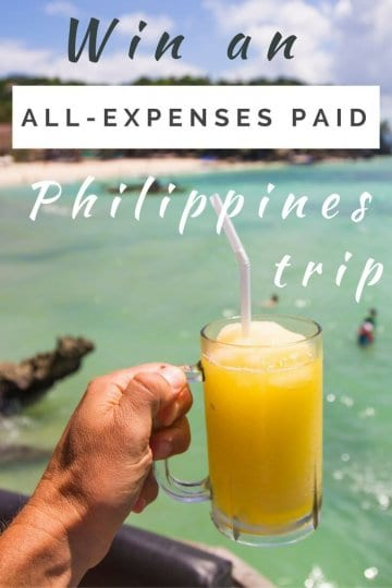 Win a 6 day all expenses paid trip to the Philippines and join the Beach Bum Academy! click to read more and enter. Share it with your friends and happy pinning