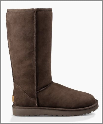 Uggboots - one of the best travel gifts for women