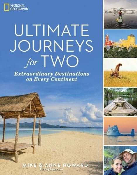 ultimate journeys for two travel gift
