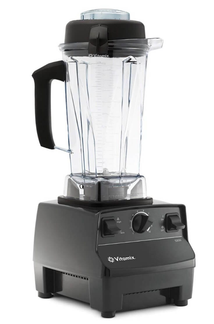 Vitamix Blender - Great gift idea for those who love to make smoothies, soups, and snacks at home or on the road when they travel.