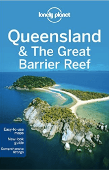 Queensland Lonely Planet Guide Book