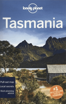 Lonely Planet Tasmania guide book