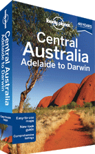 Lonely Planet Guide to Central Australia